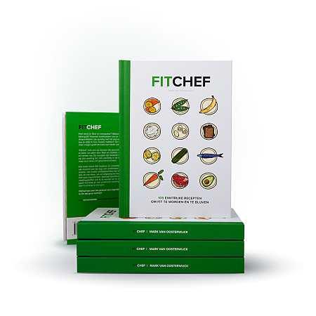 Fitchef: Een boek met recepten voor een fit bestaan