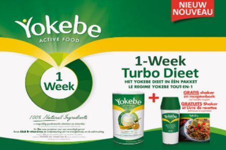 Yokebe dieet Turbo
