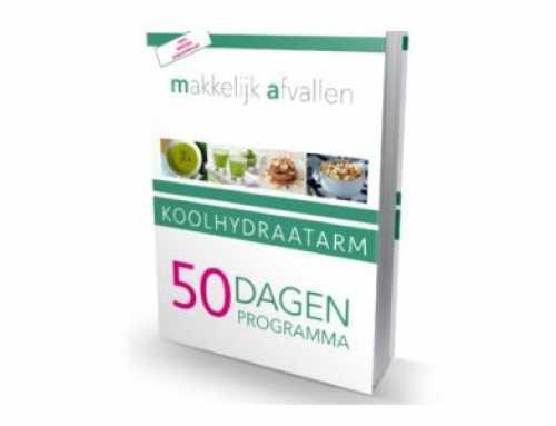 Koolhydraatarm 50 dagen programma