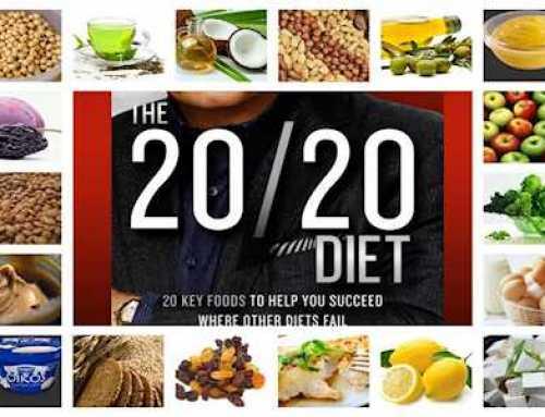 Goed in je vel met het Dr. Phil 20/20 dieet